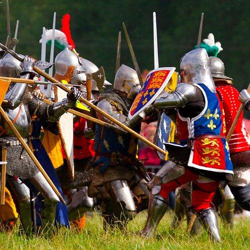 Bataille d'Azincourt - 1415